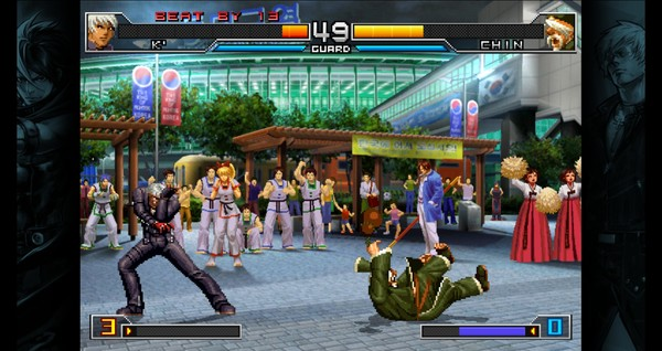 THE KING OF FIGHTERS 2002 UNLIMITED MATCH (Steam gift)