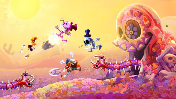 Rayman® Legends Steam gift (RU/CIS) + ПОДАРКИ