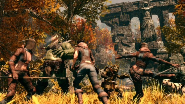 Of Orcs And Men Steam ключ (Steam key, Region free)