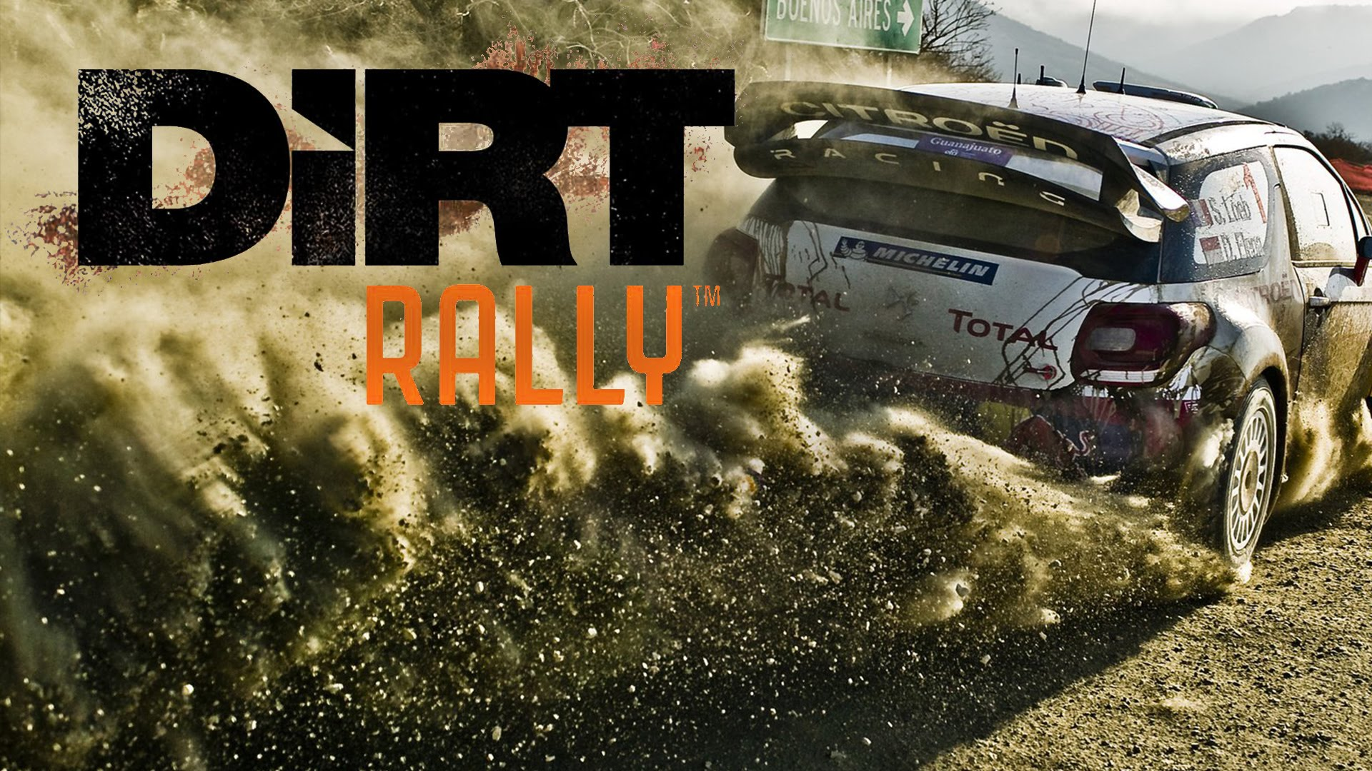 DiRT Rally (Steam gift RU/CIS)