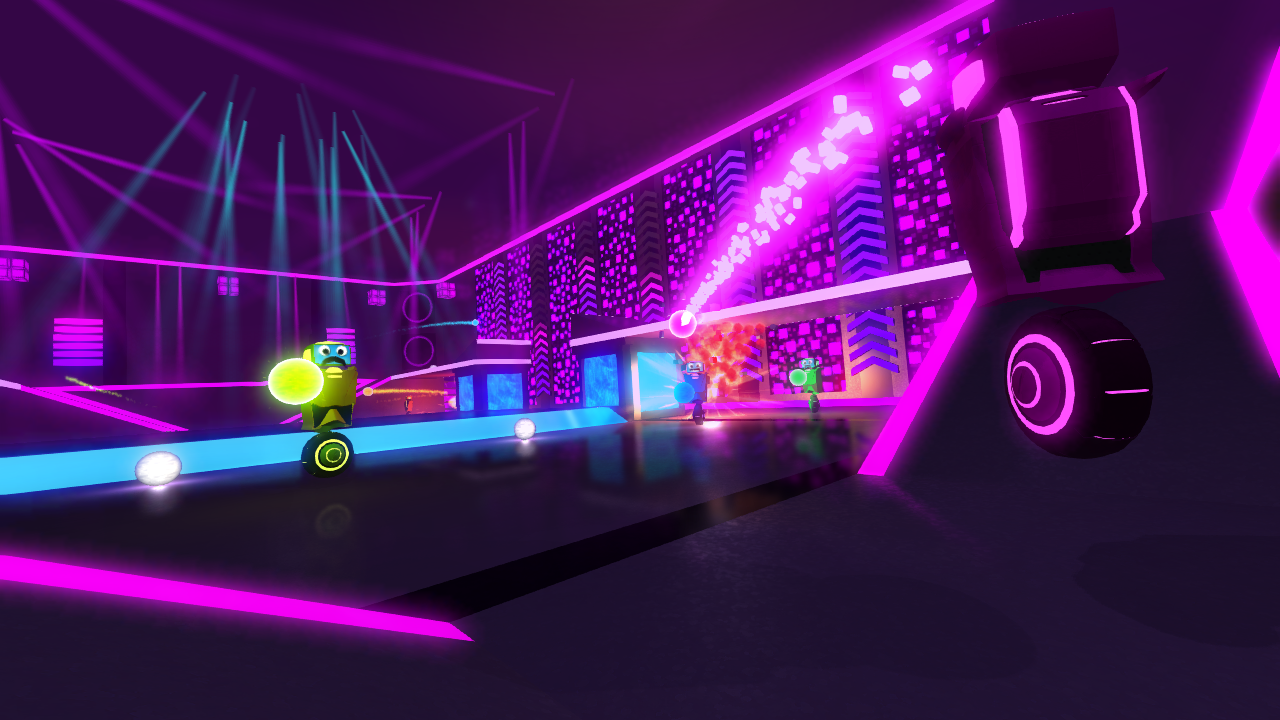 Robot Roller-Derby Disco Dodgeball (Steam gift RU/CIS)
