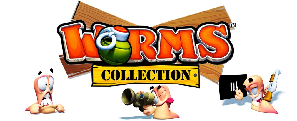 Worms Collection (21 in 1) (Steam gift RU/CIS+VPN)