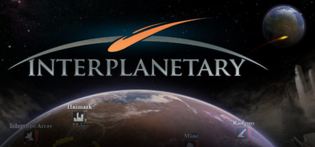 Interplanetary (Steam Key, Region Free)
