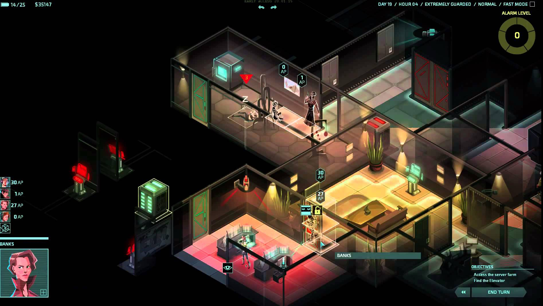 Invisible, Inc. (Steam Key, Region Free)