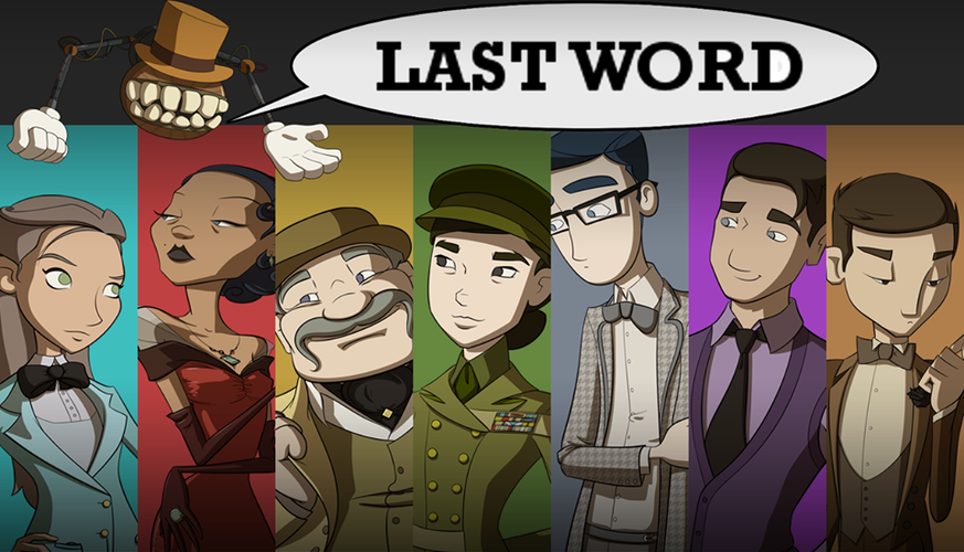Last Word (Steam Key, Region Free)