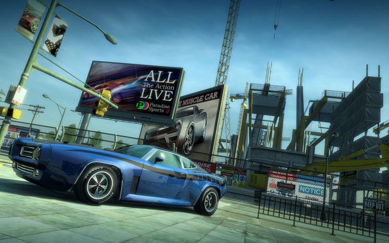 Burnout Paradise:The Ultimate Box(Steam, Region Free)