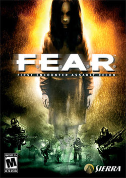 FEAR / F.E.A.R. (Steam Key, Region Free)