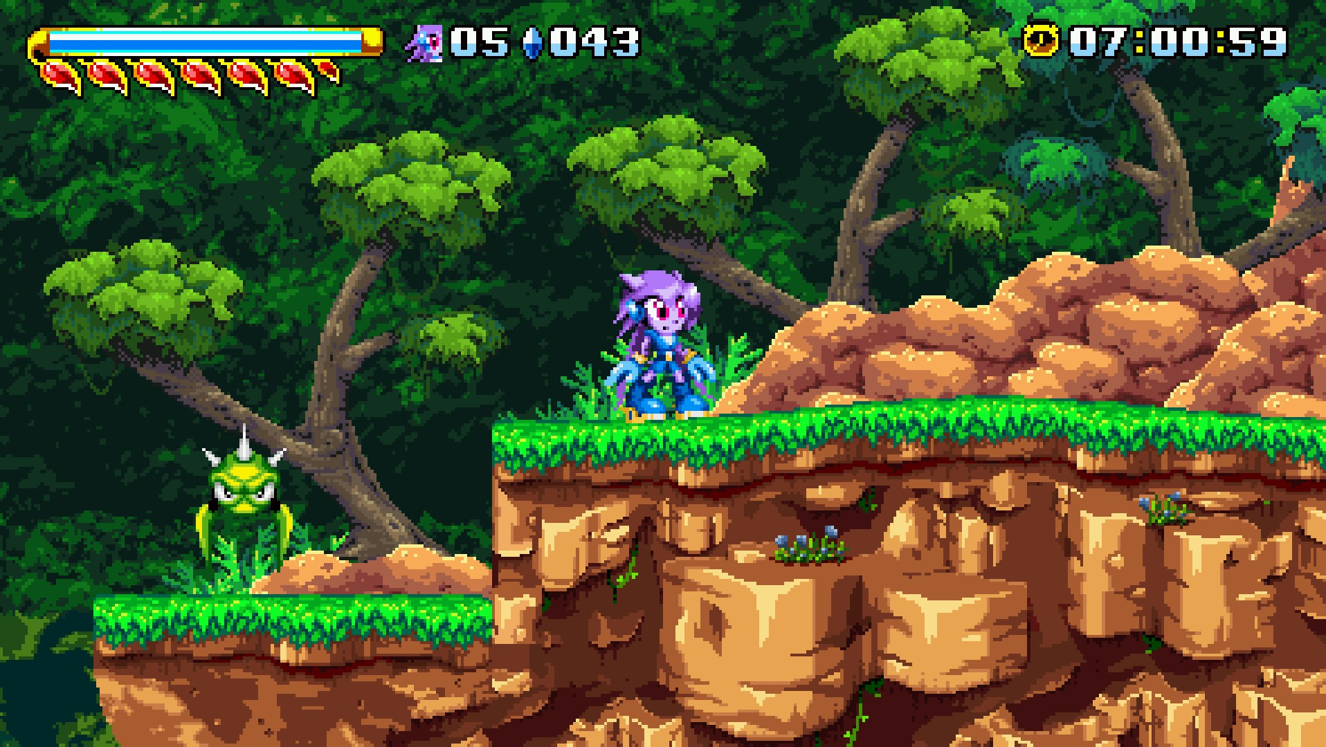 Freedom Planet (Steam Key, Region Free)