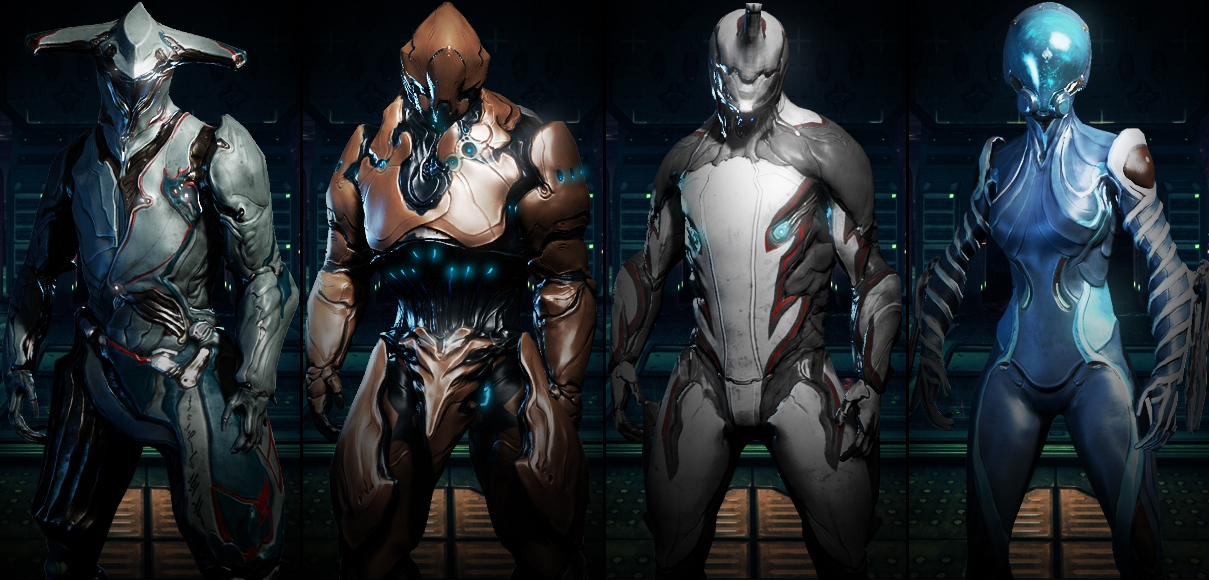 Warframe 7-day Credit and Affinity Booster Packs