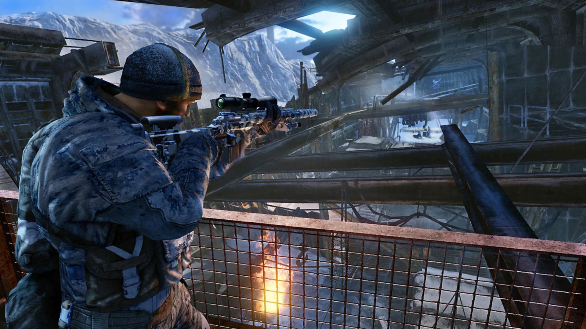 Sniper2 игра  № 2328236 без смс