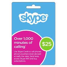 Skype Prepaid Card 25 USD (USA/CODE) + СКИДКИ