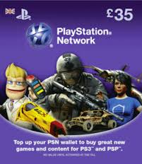 Купить Playstation Network (PSN) 35£ регион - UK + СКИДКИ Code 35 £ (UK)