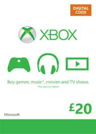Купить XBOX LIVE - UK/CODE - Карта 10£ + 48ч GOLD Карта 20 GBP (UK) + 48ч Gold