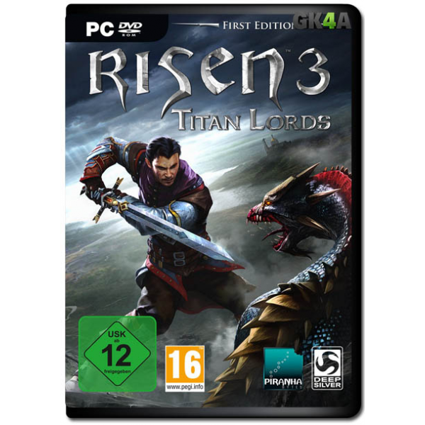 Risen 3 TItan Lords (Steam) + DLC + ПОДАРОК + СКИДКИ