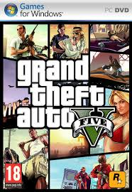 Grand Theft Auto V 5 (GTA 5) - Region Free