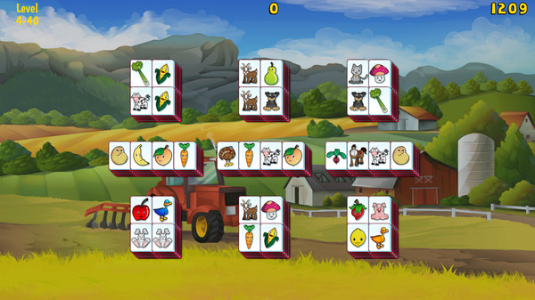 Barnyard Mahjong 3 (Steam Key / Region Free)