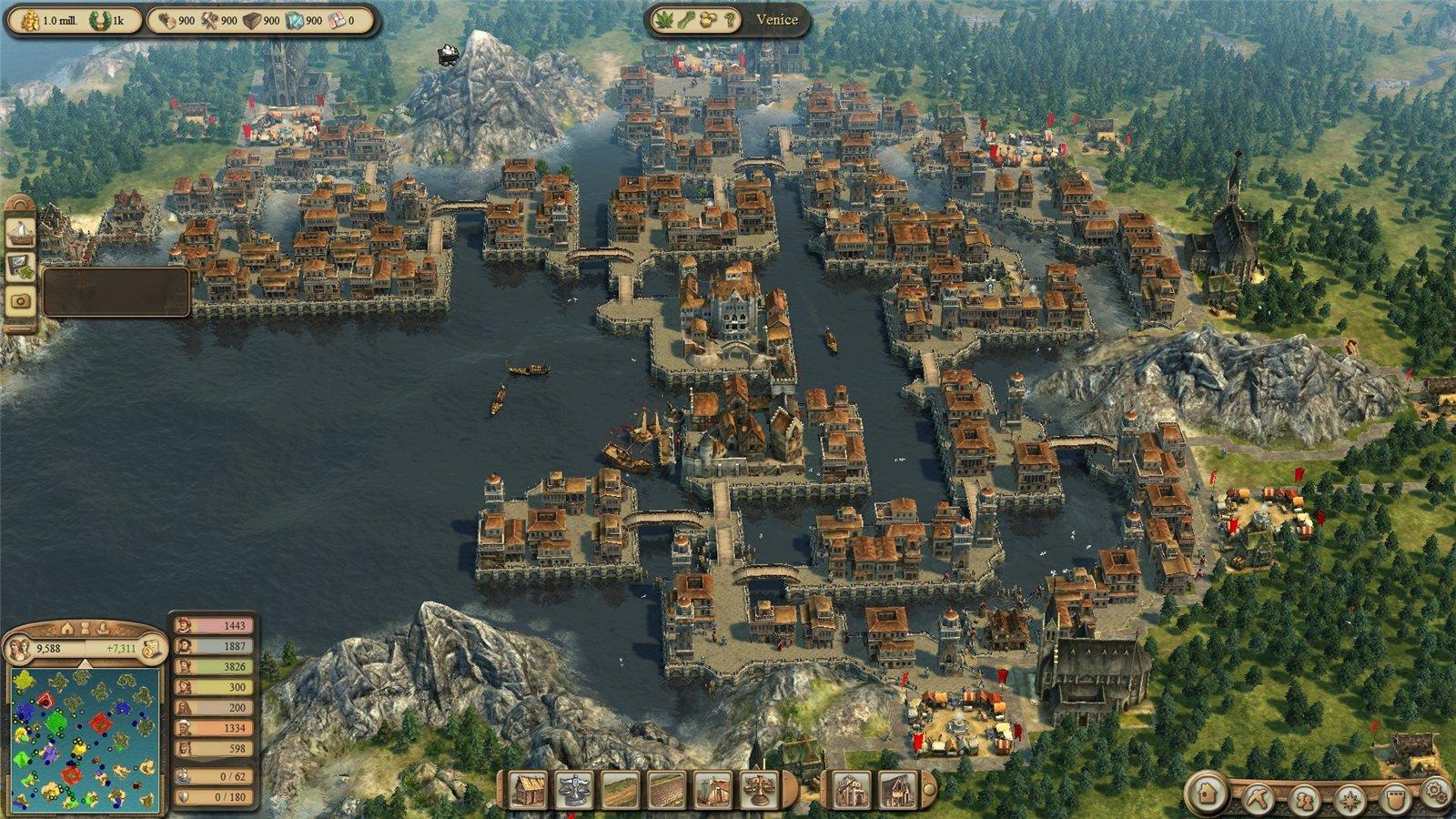 House Building Games Online Anno 1404 Venice Venice Anno 1404