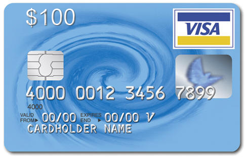 100 VISA VIRTUAL + Express check, ONLINE 3DS. PRICE