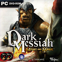 Dark Messiah: Might and Magic Ключ для Steam (ФОТО)