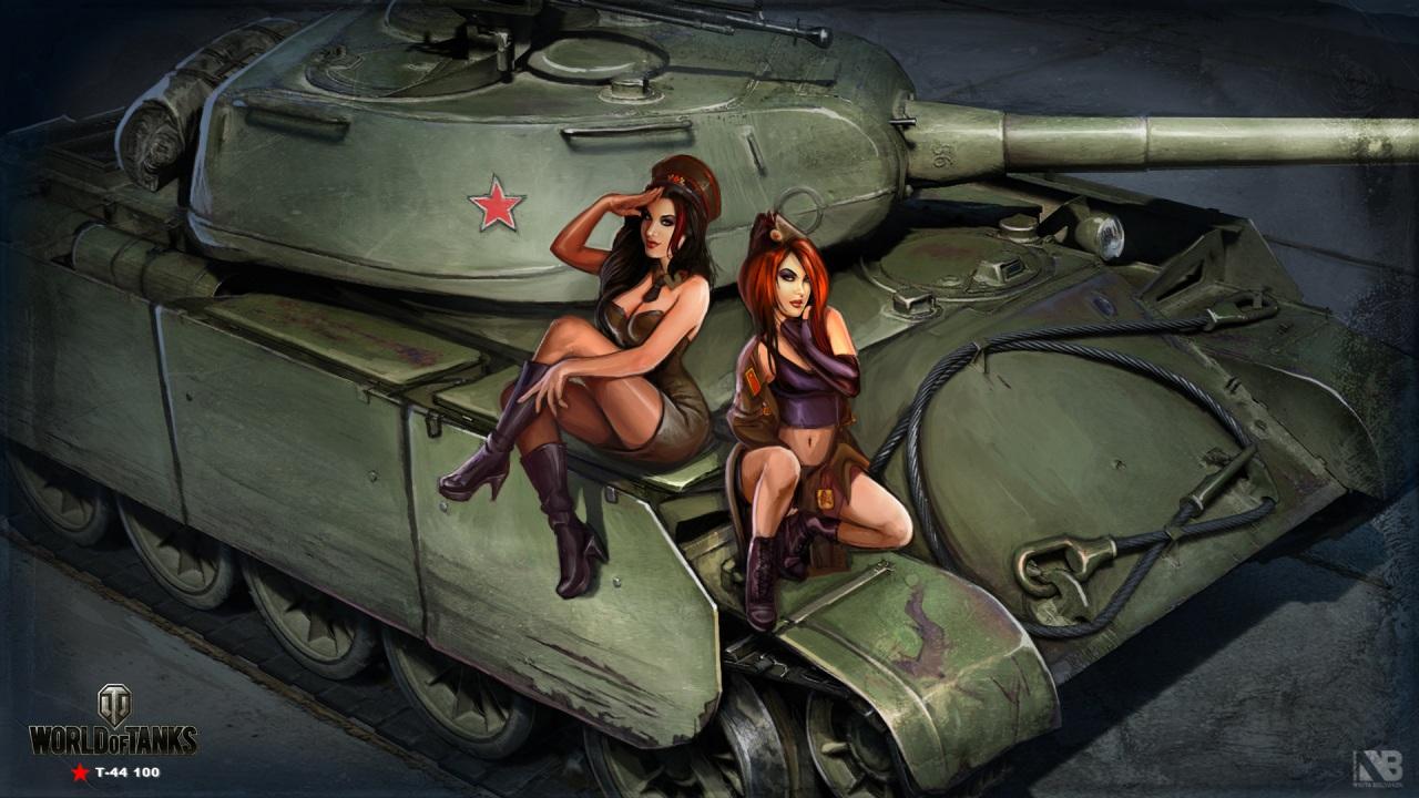 Видео танкистки секс #14