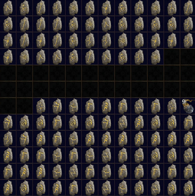 Path of Exile POE Standart Unique Maps of RPGcash