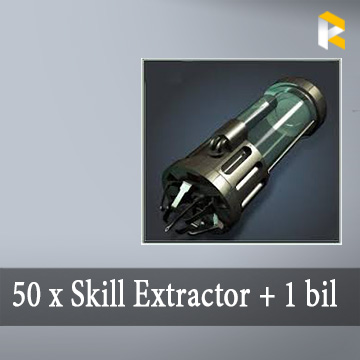 EVE Online SP injector SP exqtractor for Rpgcash