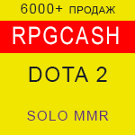 Dota 2 Boosting Solo rating RPGcash