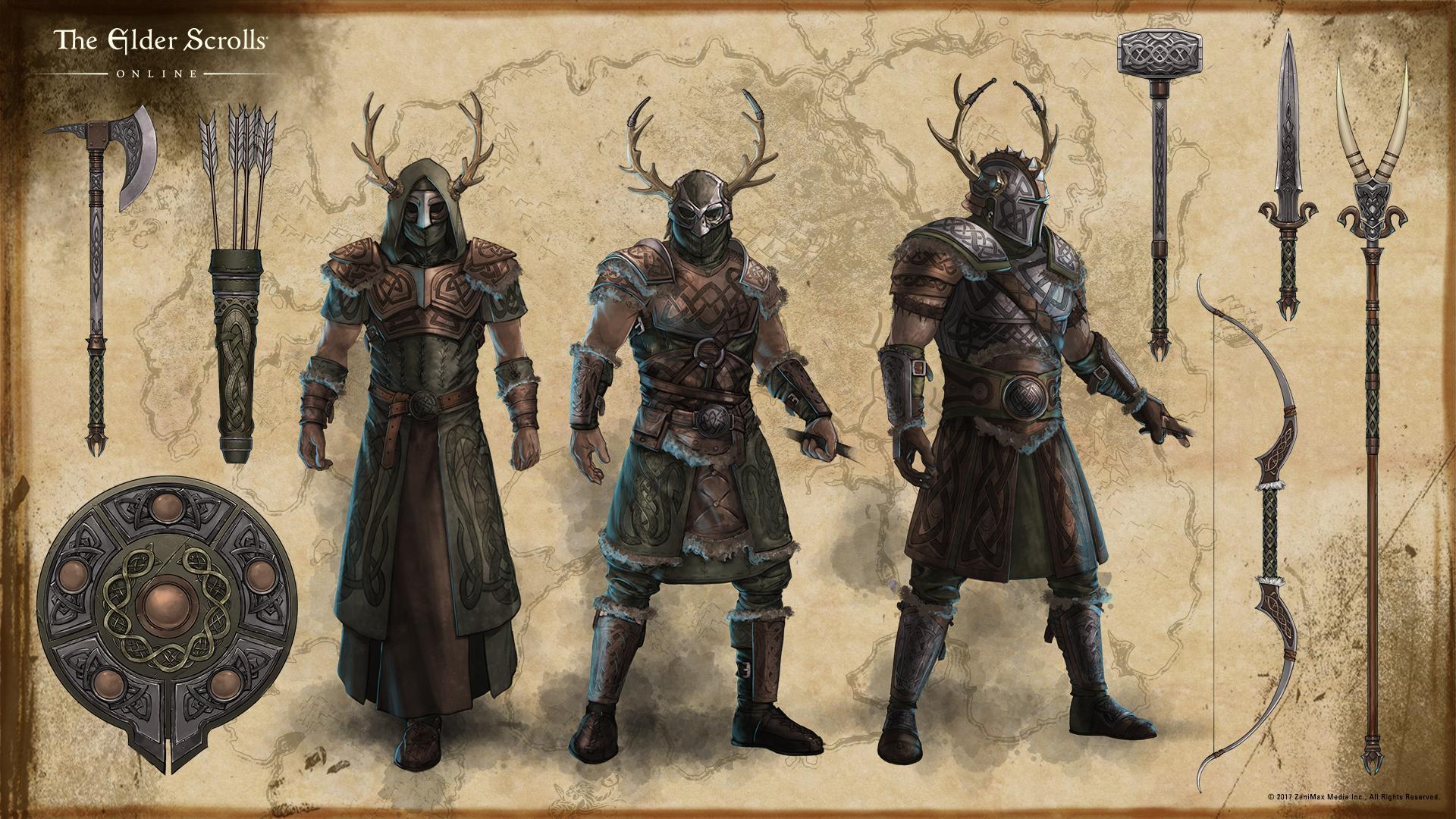 TESO The Elder Scrolls Online Any Motifes Set rpgcash