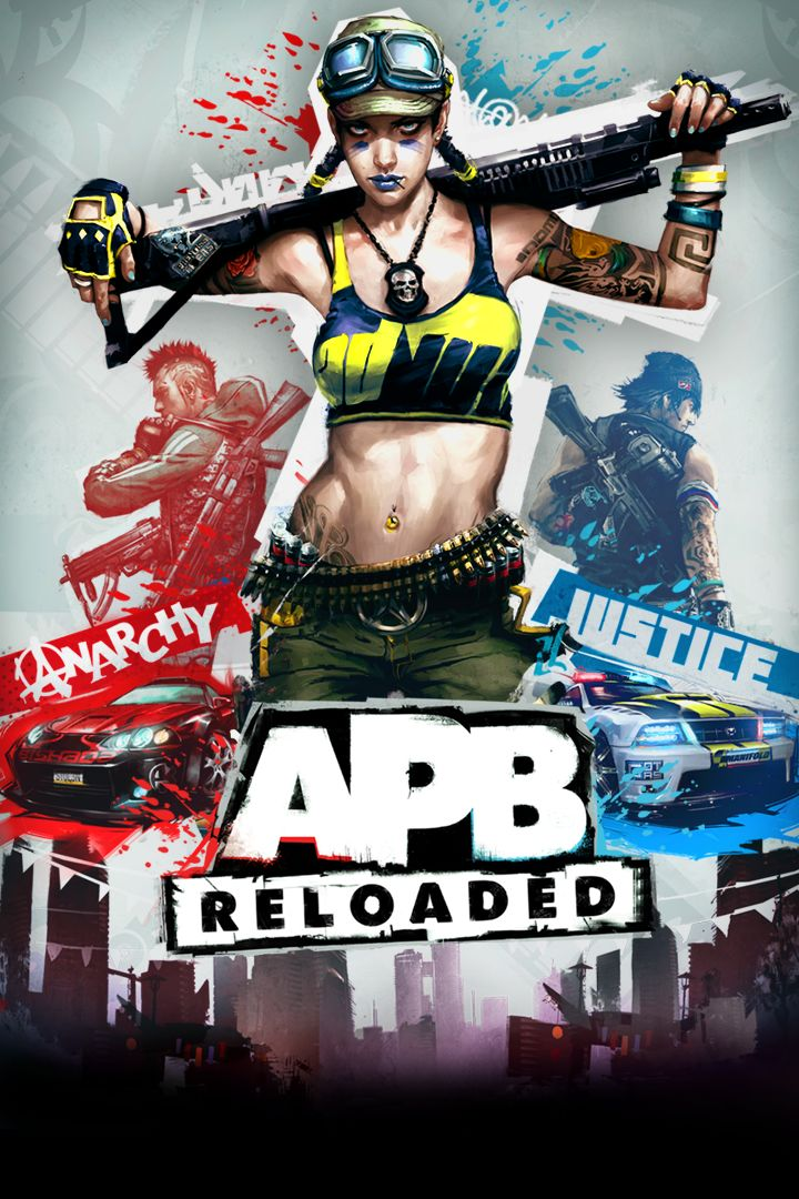 APB: Reloaded Dollars from RPGcash.ru