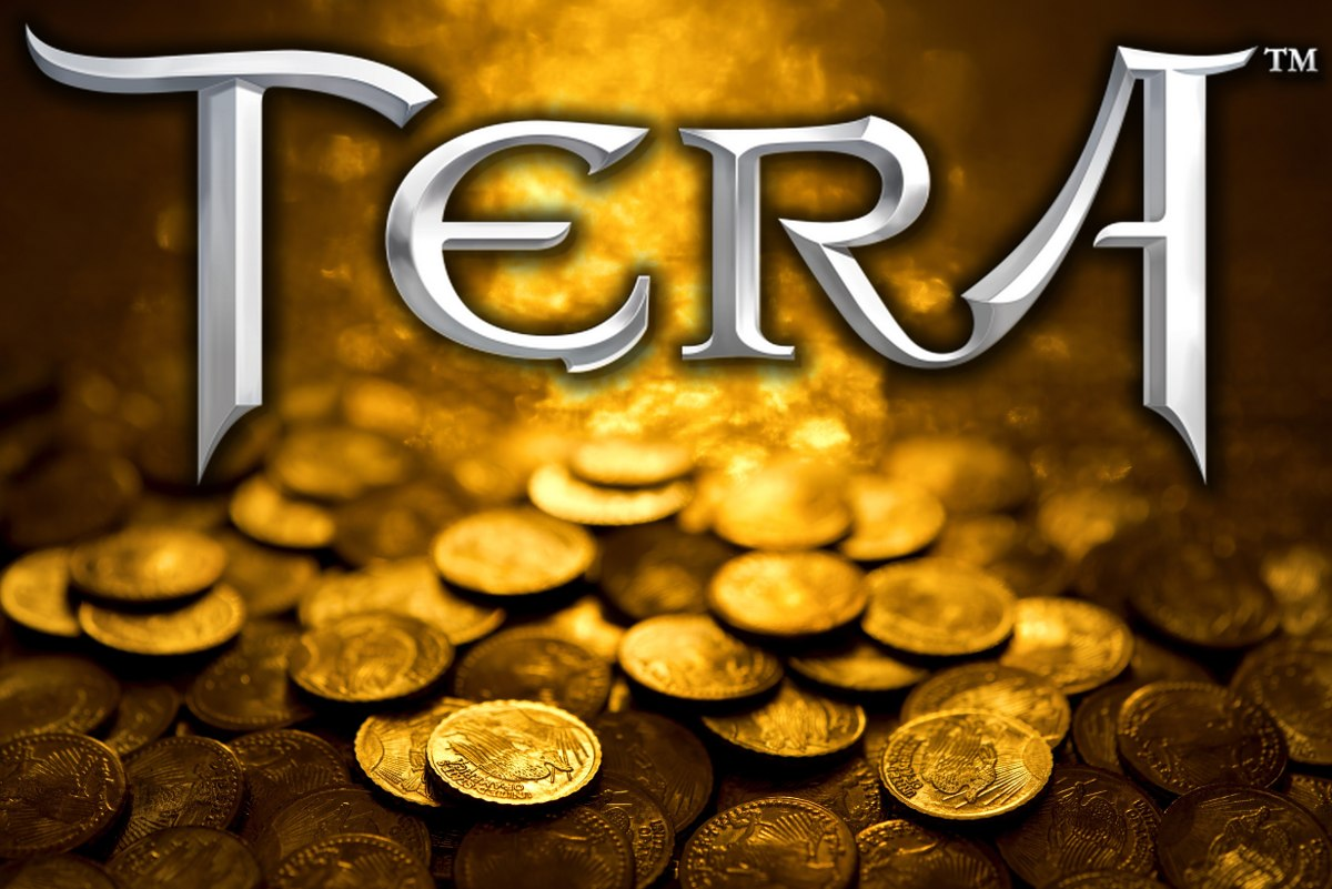 Tera EU Gold from RPGCash.ru