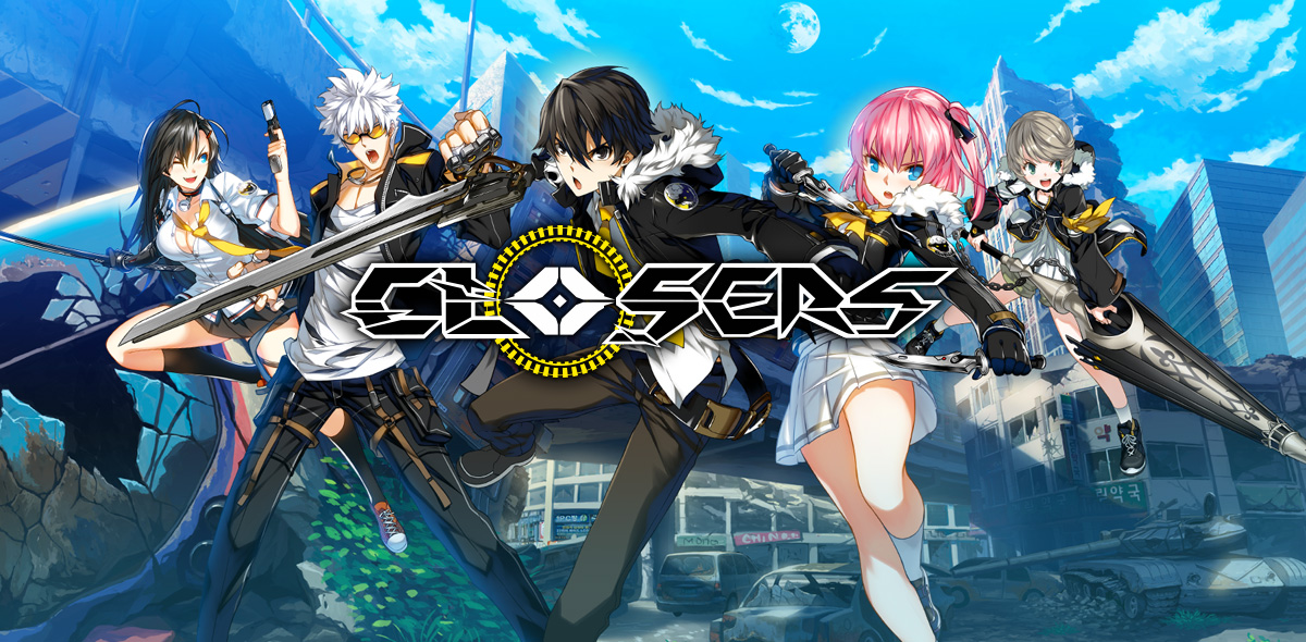 Closers Online Credits from RPGCash 2019