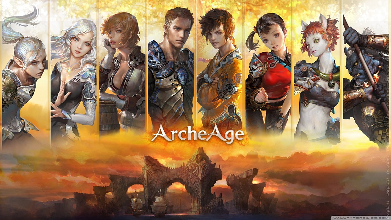 AA Archeage gold RU RPGcash