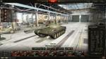 Leveling in World of tanks statistics from RPGcash