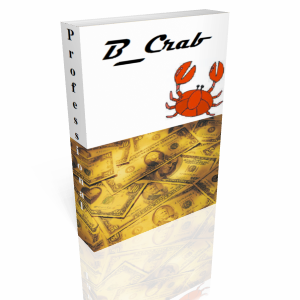 Forex Advisor B_Crab. Stable profit since 1999