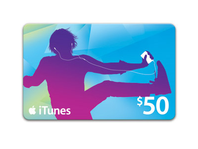 iTunes Gift Card $ 50 USA (XX) | CODE CARD