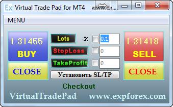 Trading simulator forex mt4