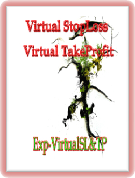 Expert - Virtual stoploss and take profit
