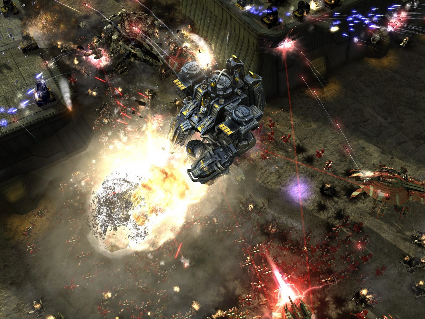 Supreme Commander 2 (Steam HBlink / Region Free)
