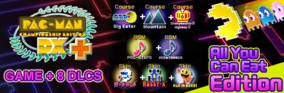 PAC-MAN Championship Edition DX+all DLC (STEAM KEY/ROW)