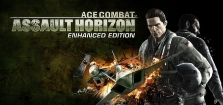 Ace Combat Assault Horizon - E E (STEAM KEY ROW)