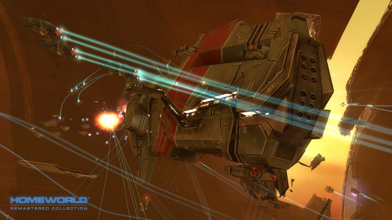 Homeworld Remastered Collection (STEAM KEY / GLOBAL)