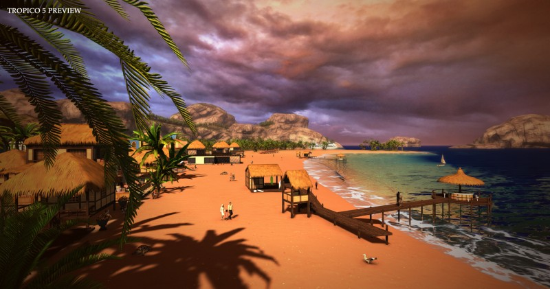 Tropico 5 (STEAM KEY / REGION FREE)