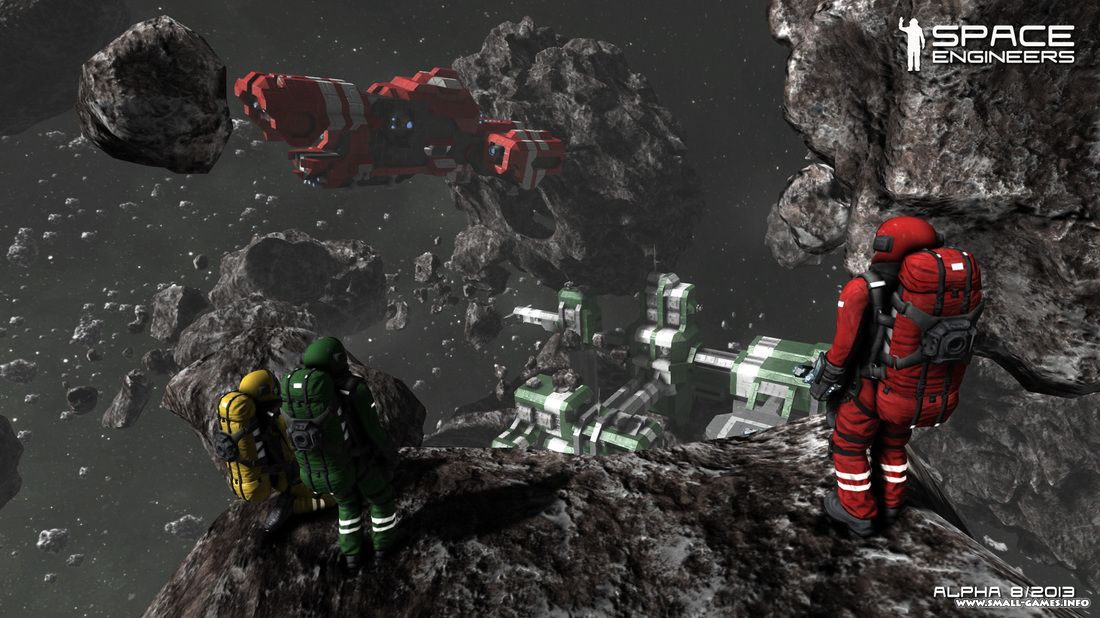 Space Engineers (STEAM KEY / GLOBAL)