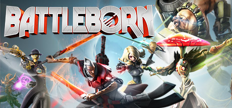 Battleborn (STEAM KEY region free)