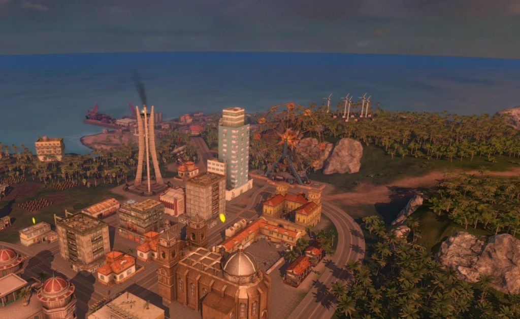 Tropico 3 Gold (steam key region free)