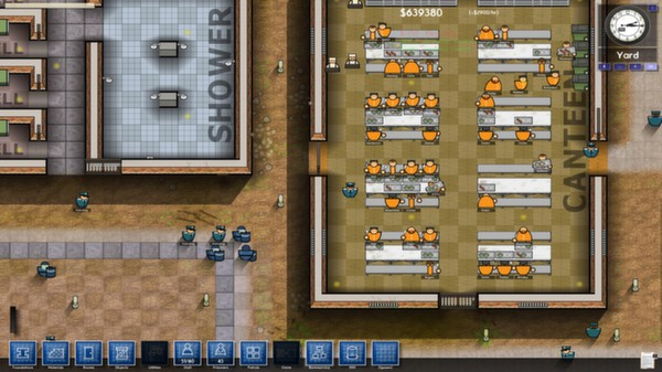 Prison Architect (STEAM KEY GLOBAL)