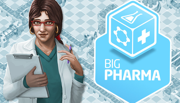 Big Pharma (STEAM KEY / GLOBAL / REGION FREE)