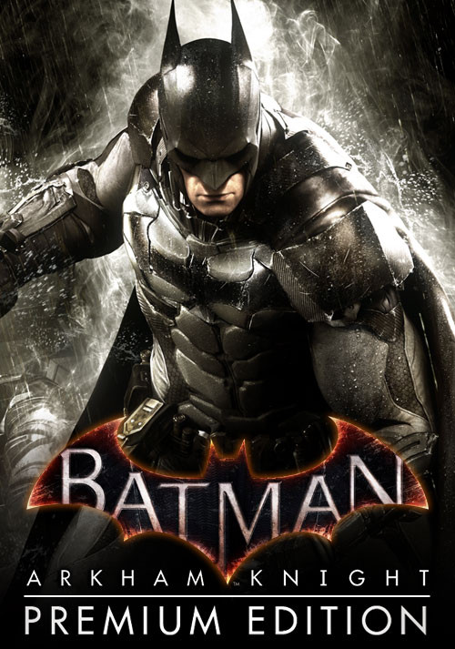 Batman Arkham Knight Premium Edition (STEAM GIFT/RU CIS