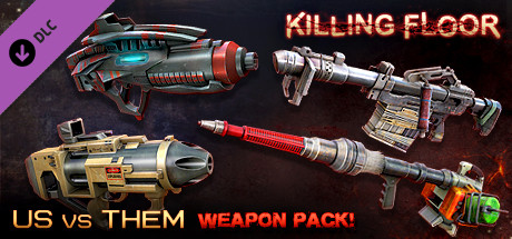 Killing Floor Community Weapon Pack 3 DLC (STEAM ROW)