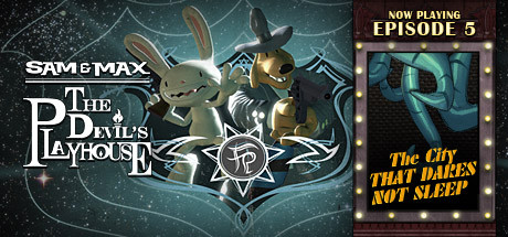 Sam & Max: Devil´s Playhouse (Steam key region free)